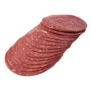 Sliced Lean Beef Salami