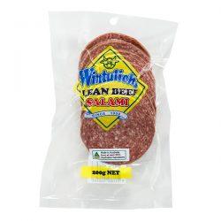 Lean Beef Salami 200g