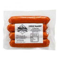 Cheese Kransky 375g